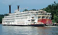 The American Queen Riverboat