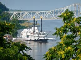 Natchez Mississippi River Boat Cruise