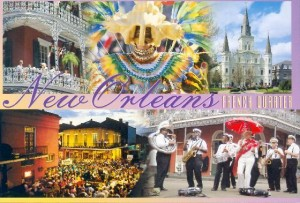 New Orleans Tourist Activities