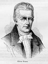 Oliver Evans Steamboat Designer