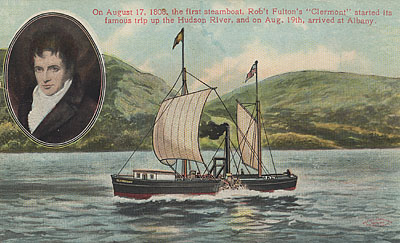 History Of Steamboats On The Mississippi River