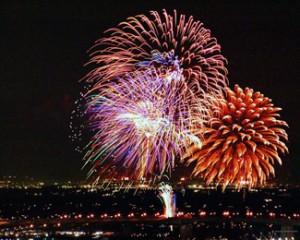 Mississippi River Fireworks Boat Cruise