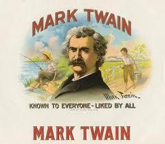 Mark Twain Mississippi River