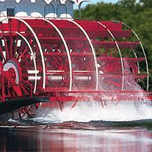 Memphis Paddlewheel Boat