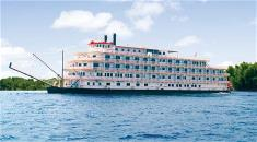 Queen Of The Mississippi River Cruise
